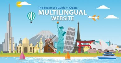 Beginner's Guide For Creating A Multi-Lingual Website