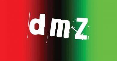 DMZ set up
