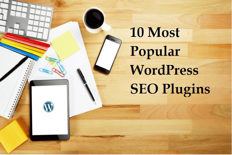 WordPress, SEO, WordPress SEO plugins