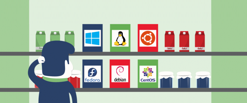 How to choose the operating system for website hosting
