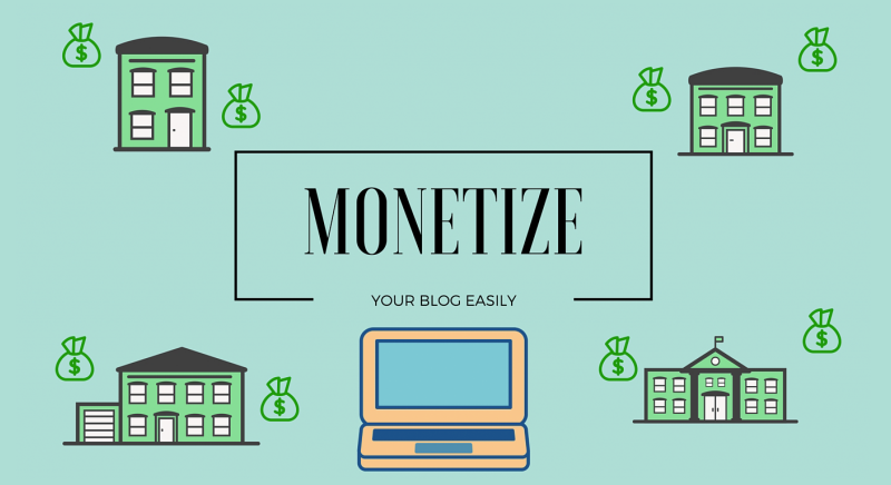 Monetize Your Blog