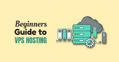 VPS Hosting Guide For Beginners