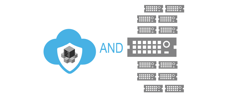 cloud and vps