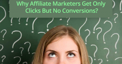 affiliate marketing, conversions