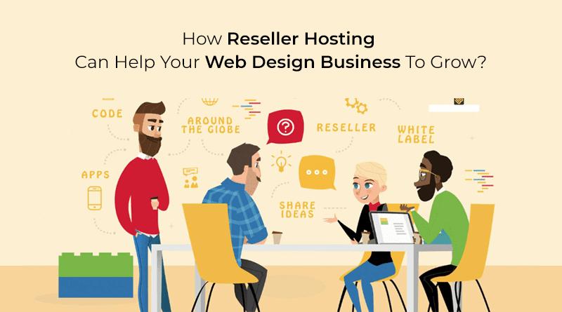 web designing, reseller hosting