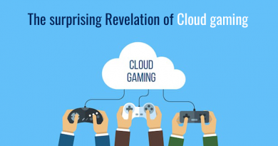 Cloud Gaming Revelation