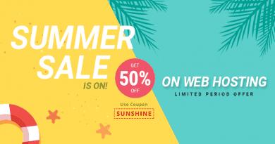 MilesWeb Summer Sale Is On!