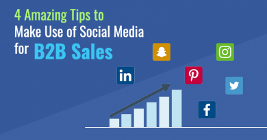 Use social media for B2B sales