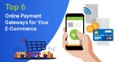 Top 6 Online Payment Gateways for Your E-Commerce