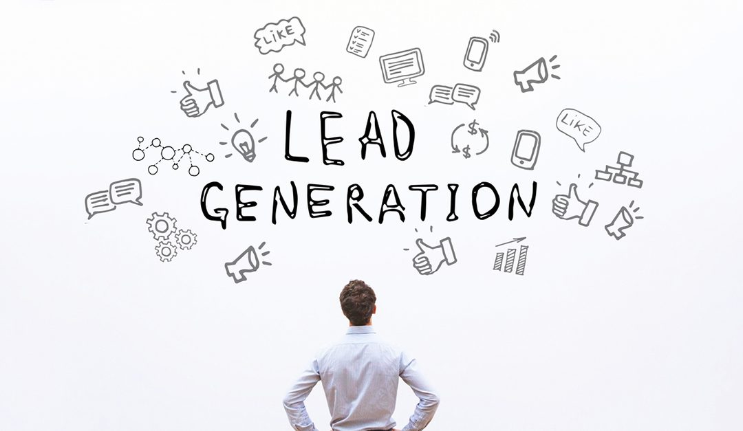 lead generation, SEO, social media