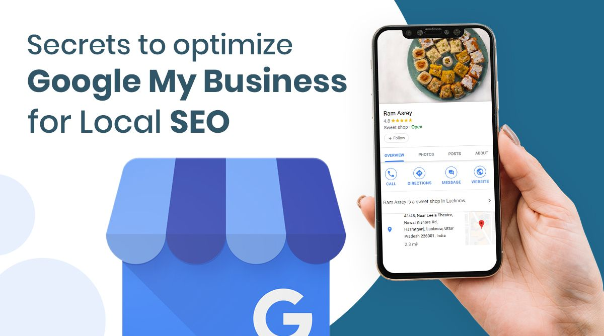 Secrets to optimize Google My Business for Local SEO