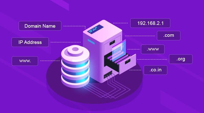 what is the name server nameservers dns vs nameserver