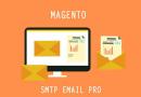 Set up outgoing SMTP eMail for Magento