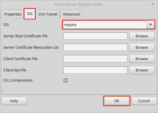 How to Establish Secure SSL Connection to PostgreSQL