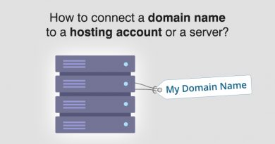 How to Connect a Domain Name to a Hosting Account or a Reseller Server?