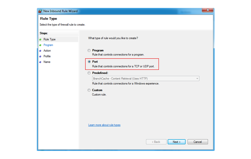 Learn How to Open or Close Ports in Windows Firewall