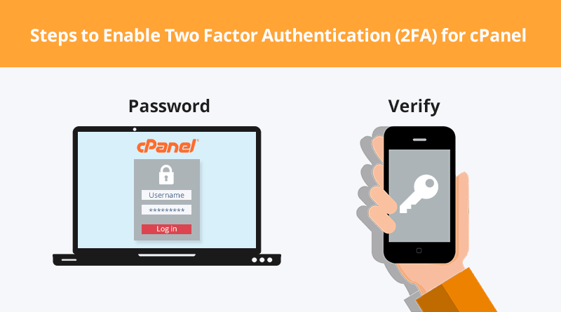 Enable the Two Factor Authentication (2FA) for Your cPanel