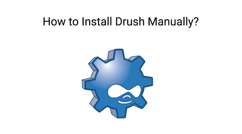 Install Drush