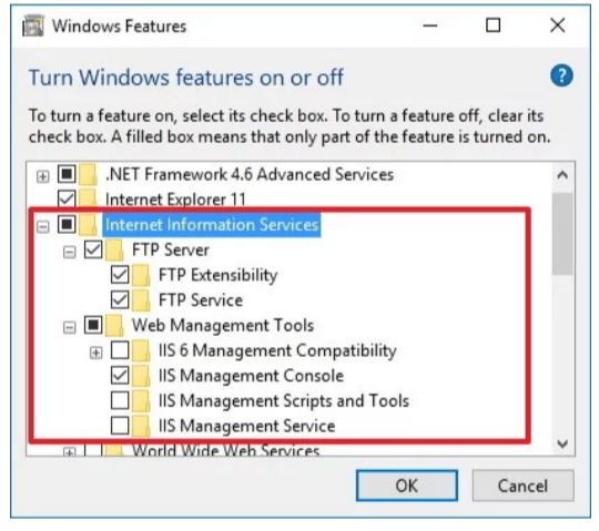 FTP Windows 2