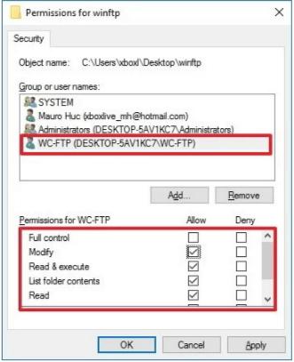 Multiple FTP 8