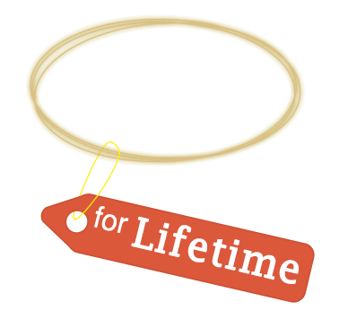 Free for Lifetime