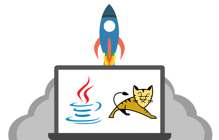 Launch your Java Tomcat Application within Minutes