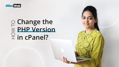 How to Change the PHP Version in cPanel?