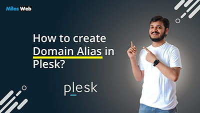 How to create Domain Alias in Plesk?