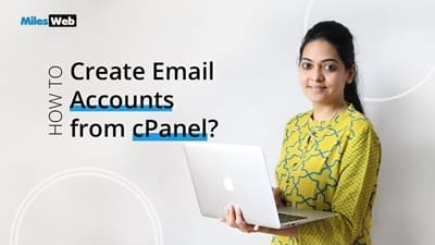 How To Create Email Accounts From cPanel?