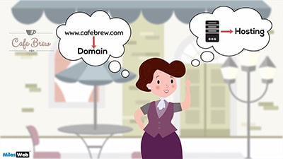 Difference between Domain Name and Web Hosting Explained | Web Hosting